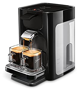 Coffee Maker Pod Philips Senseo Quadrante hd7865/60with Water Tank XL, Color White
