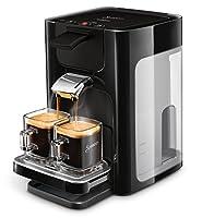 Philips Senseo Quadrante HD7865/60 Kaffeepadmaschine (XL-Wassertank) schwarz