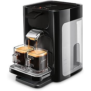 Philips Senseo HD7814 Coffee Machine, Black: Amazon.co.uk ...