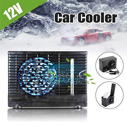 gaeruite Mini-Klimaanlage, tragbarer 12V-Auto-Ventilator-Luftkühler Mehrzwecklüfter für den heißen Sommer