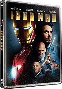 Iron Man (2008) (Steelbook Edition) Region 2) (Region 2) (Escandinavos Edición) (Sin lengua en español) (Sin Subtítulos en español)