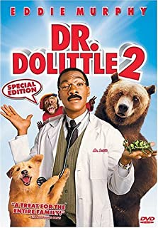 Dr. Dolittle 2 by Eddie Murphy