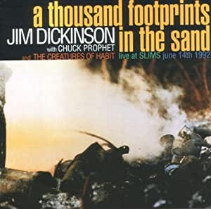 A Thousand Footprints In The Sand [Import anglais]