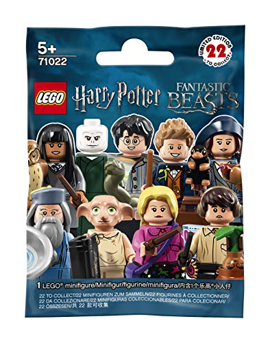LEGO Minifiguras - Harry Potter™ Animales Fantásticos