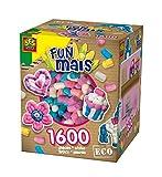 Ses 24965 - Fun Mais Mix da Bambina, Scatola Grande, 1600 Pezzi