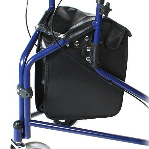 Vinyltasche für Dreirad-Rollator