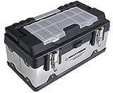 Kraftwerk 3954 Inox-Werkzeugkiste 450x250x200mm