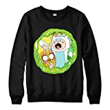 Adventure Cartoon Jumper, Inspired Design Sweater Top