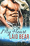 Blue Moon Shifters: My Heart Laid Bear (A BBW Paranormal Romance) (Blue Moon Junction Book 4) (English Edition)