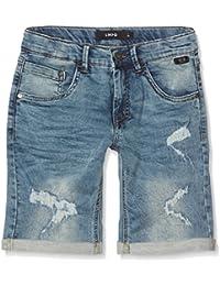 Name It Nitasher Reg Dnm Long Shorts Lmtd, Jeans Garçon