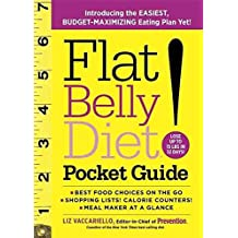 [Flat Belly Diet! Pocket Guide] (By: Liz Vaccariello) [published: May, 2009]