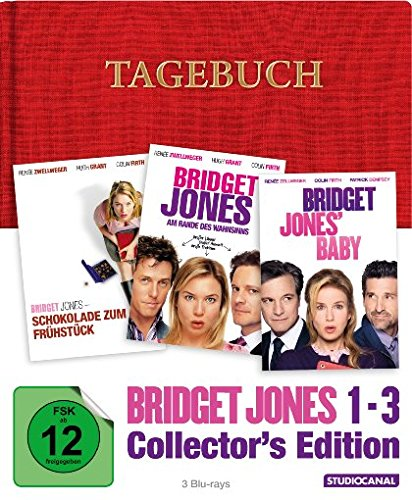 Bridget Jones 1-3 - Collector's Edition [Blu-ray]