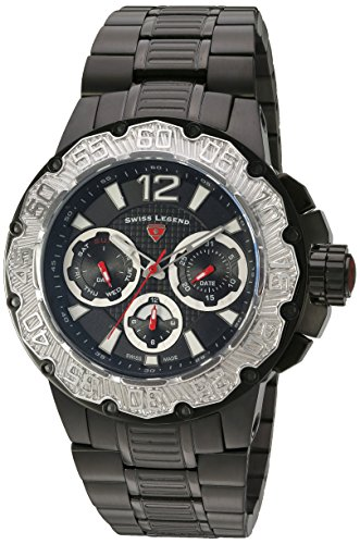 Montre Hommes Swiss Legend 14097SM-BB-11-SB