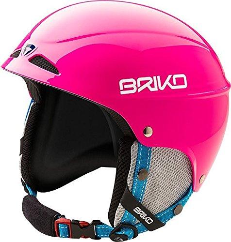 BRIKO PICO Kinderskihelm pink S 50-53cm