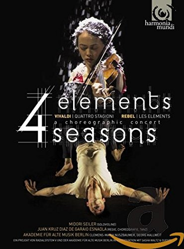 4 Elements - 4 Seasons (Vivaldi,A./Rebel,J.F.)