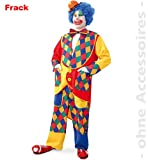 Clown Chico Frack Gr XXL