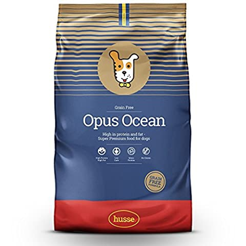 Husse Opus Ocean Salmon & Potato Grain Free Super Premium Dry Dog Food 12kg