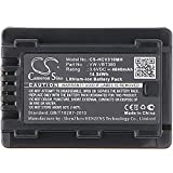 Kamerabatterie HCV310 X-Longer PANASONIC HC-HC-250EB 550EB 727EB 750EB 770EB HC-989 HC-V110 V110GK V110MGK HC-V210 HC-V210M V210GK V210MGK HC-V270 HC-V520 HC-V520M V520GK V520MGK HC-V720 HC-V720M V720GK V720MGK HC-VX870 W570-W580 W850EB VXF HC-999 4040mAh VW-VBT380