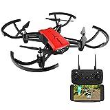 Robotrc 720P HD Drohne, 1802 WiFi FPV Quadcopter mit Weitwinkelobjektiv, HD Kamera Live Übertragung Höhenhaltung One Key Return für Anfänger (Drohne)