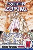 Knights of the Zodiac (Saint Seiya), Vol. 11: To You I Entrust Athena