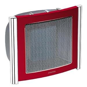 Supra - ceram1506 - Chauffage soufflant céramique 1500w rouge