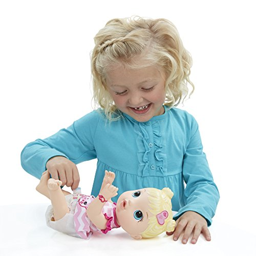 Baby Alive Better Now Bailey Doll Blonde