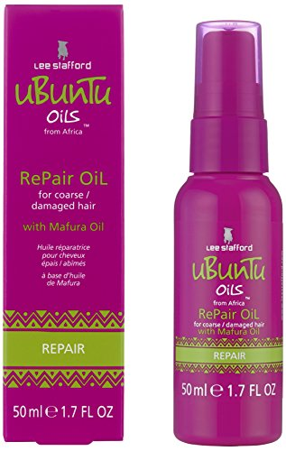 Lee Stafford Ubuntu Oils Repair Oil for Damaged Hair 50 ml