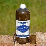 Agro Sens - Savon noir naturel à l'huile d'olive. Extra pur spécial jardin 1 litre