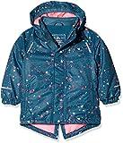 NAME IT Mädchen Jacke NMFSNOW03 AOP Jacket FO, Mehrfarbig Legion Blue, 110