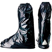 welim zapatos cubre lluvia zapatos Covers ciclismo zapatos cubre impermeable zapatos cubre reutilizable cubiertas de zapatos para ciclismo o al aire libre Actities 1par Negro