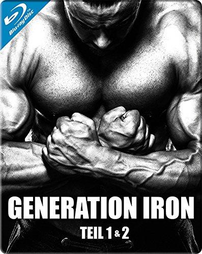 Generation Iron 1+2 - Limited Edition im FuturePak [Blu-ray]