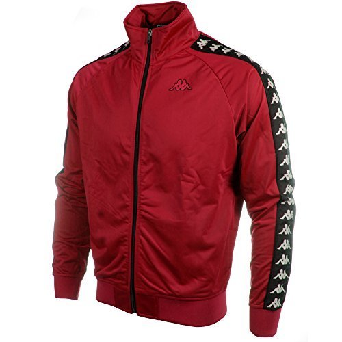 kappa-mens-top-anniston-track-jacket-red-red-black-small
