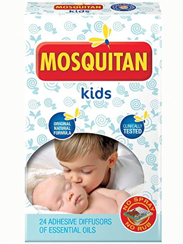 Mosquito patches deet free perfect for kids.