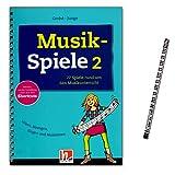 Giochi musicali nastro 2–77Giochi Rund um den Musica Lezioni contiene Giochi per tutti i denkbaren lezioni situazioni–helbling Verlag S74489783862272037