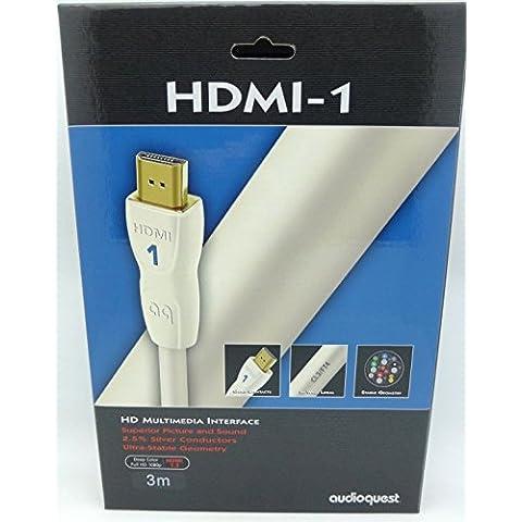 AudioQuest HDMI-13metri Cavo HDMI in PVC per installazione a
