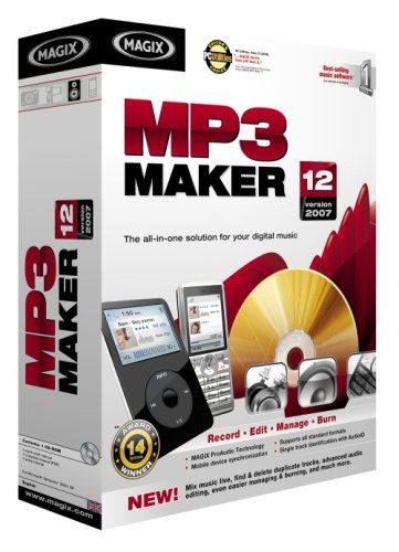 Magix MP3 Maker 12 (PC) Test