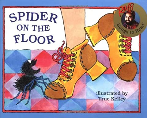Spider on the Floor (Songs to read)