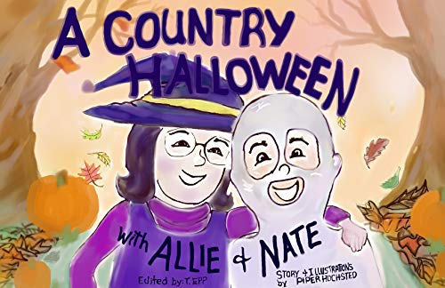 A Country Halloween with Allie and Nate (English Edition)