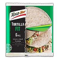 """Texa-Star Whole Wheat Tortilla Fit 25"""" X 6"""