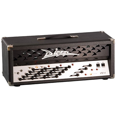 Diezel VH 4 · Topteil E-Gitarre