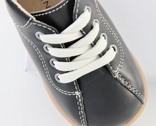 Walker Unisex Preto Sapato Sapato Enfant Iniciante ggqwBHz5r1