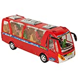 #3: FunBlast® Bus Toy For Kids, Luxury Bus Toy With Flashing Lights and sounds Children's Kids Toy - Battery Operated (Random Color)