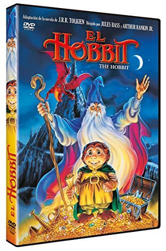 El Hobbit DVD 1997 The Hobbit