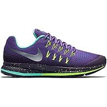 Scarpe Donna Bambina - Nike ZM Pegasus 33 Shield H2O REPEL - 859624-500 - 10dde1b8b68
