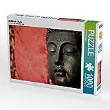 BUDDHA - Ruhe 1000 Teile Puzzle quer (CALVENDO Glaube)