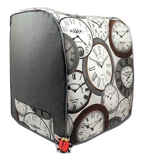 Abdeckhaube, Thermomix TM 5 mit Varoma, Mod. Time, Schutzhaube, Cover, Husse, Abdeckung, Vorwerk, Handmade,