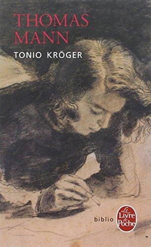Tonio Kroger Lipo (Ldp Bibl Romans) par Thomas Mann