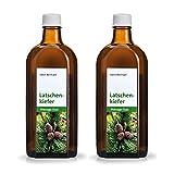 Sanct Bernhard Latschenkiefer Massage-Fluid, Inhalt 2 x 250 ml