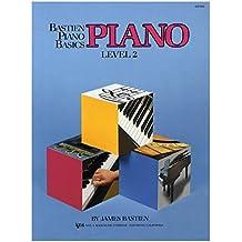 Bastien Piano Basics: Level Two