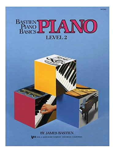 Bastien Piano Basics: Level Two por Jane Bastien